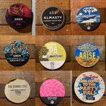 Image for the Tweet beginning: Keg action! @AlmastyBrewCo @SirenCraftBrew @burningskybeer