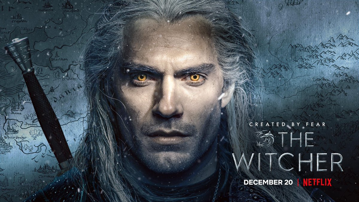 From page to art to screen, the characters of The Witcher are coming to life! #TheWitcher