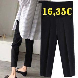 Pantalones anchos para #embarazadas estilo #casual POR 16,35€!!! #vestidos #prenatal #moda #pregnant #yogaprenatal #fashion #vestidosfiesta #prenatalyoga #ropa #vestidosdefiesta #maternity #modamujer #vestidoslargos #mama #dress  BUSCA TU MODELO AQUÍ👉