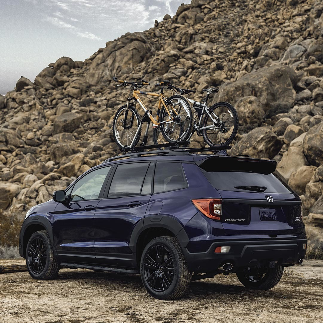 When you're built to #explore, staying in isn't an option. #HondaPassport