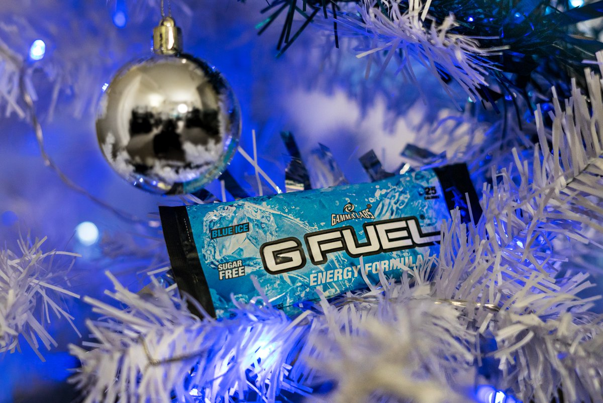 🎄 Just decorating the tree.. 🎄   @GFuelEnergy x @GammaLabs https://t.co/QScu27BgZL