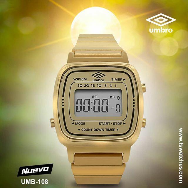 """""""La gente que no tiene tiempo, no piensa. Cuanto más pienses, más tiempo tendrás"""". Henry Ford. #NextStep . Modelo: UMB-108-1 . . . #Umbro  #Reloj  #Relojes  #Watches  #Moda  #Fashion  #Style  #Outfit"""