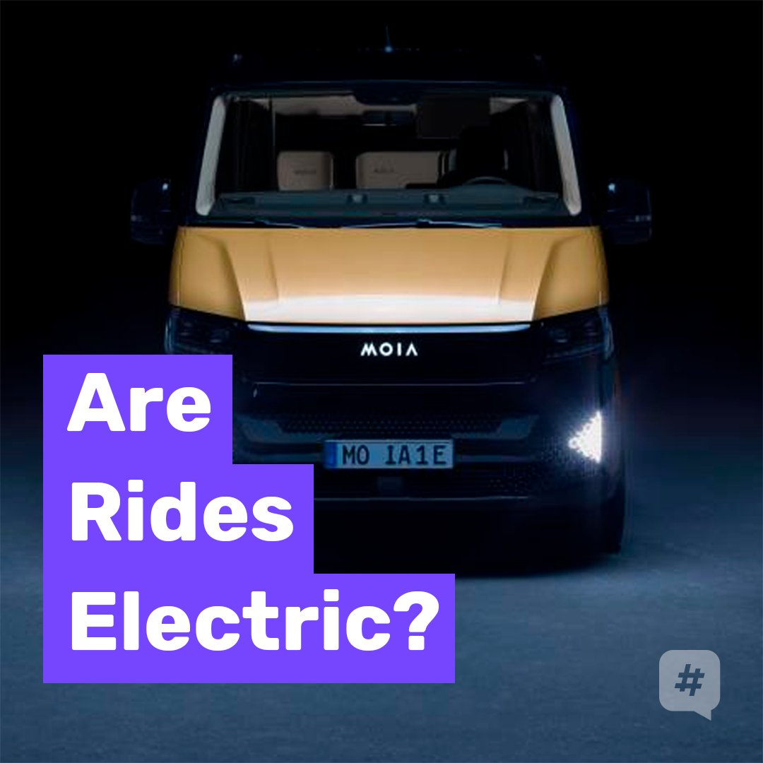 CNET's Shara Tibken explored the new VW startup Moia, and some other innovative ride-sharing startups that are trying to change the way that we commute.  #4promedia #tech #gadgets #4pro_innovations #news #electrictransport #electriccar #eco #green