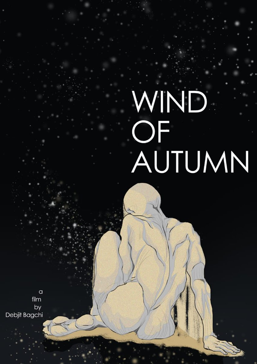 My #shortfilm Winds of Autumn worked as an inspiration behind this art work. <br>http://pic.twitter.com/Mx73qeBkQa
