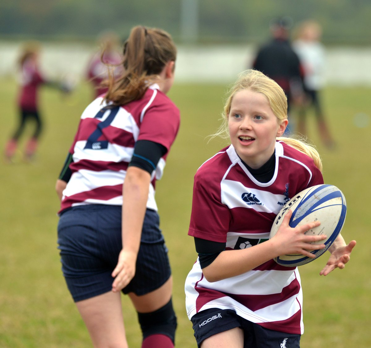 test Twitter Media - 150,000 children active through rugby 💪  @Sport_England's Active Lives survey shows an increase in physical activity among young people 📈  Find out more ➡️ https://t.co/LHhR9CU9a3 https://t.co/Yfb6Y0rF8X