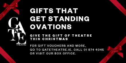 This year, give the gift of the Gate, the ultimate ⭐⭐⭐⭐⭐gift! You can purchase our gift vouchers in person at our box office, over the phone on 01-8744045, or online at gatetheatre.ie #POWERandFREEDOM #Gate2020