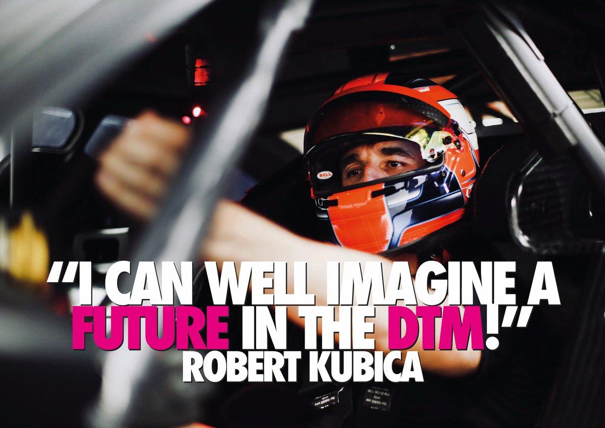 🚨 OFFICIAL! BMW confirms Robert Kubica will test a DTM car at next week's Jerez test! 🤯  #DTMnewera 🇵🇱💪