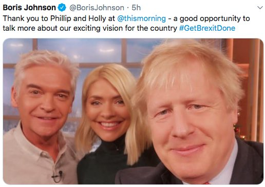 You know, I'm starting to get the feeling that @BorisJohnson might just be trying to dodge the @afneil interview he promised to do...