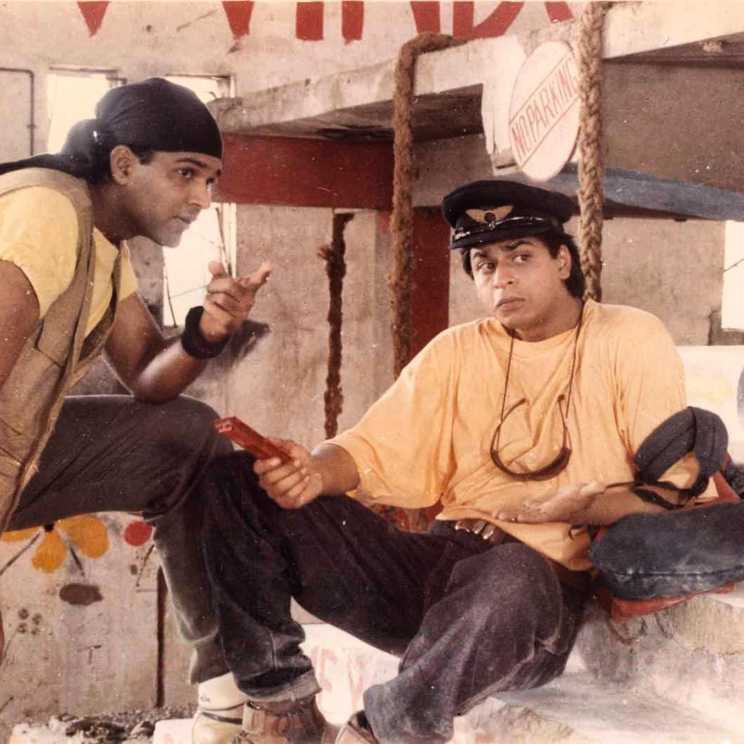 Don't stop trying to achieve what you desire with all your heart & soul just because you failed more than once!  That's what Sunil taught us 💕 #KabhiHaanKabhiNaa
