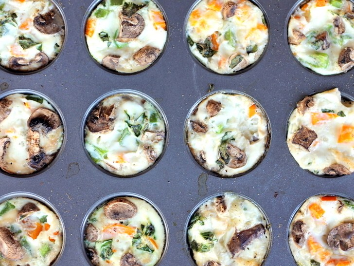 """@SELFmagazine - 9 high-protein breakfasts you can make in a muffin tin """"There's a new muffin man in #town.""""  #breakfast #breakfastideas #recipes #HealthyEating #healthy #healthylifestyle #healthychoices #HealthyThursday #recipe #RecipeOfTheDay #recipeblog"""
