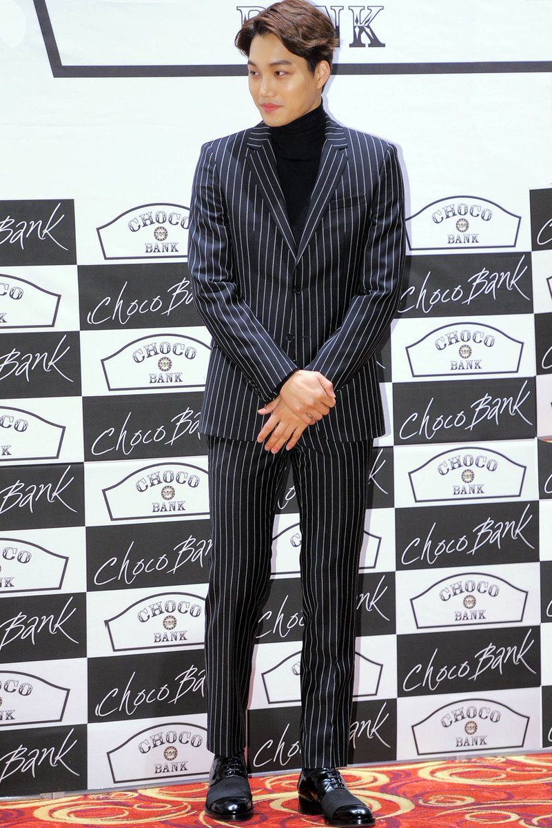 #Kai's style is experimental and courageous, but elegant and sophisticated too. See all his best looks here   http:// gq.uk/Im8FWu     <br>http://pic.twitter.com/AeVfBtLuEO