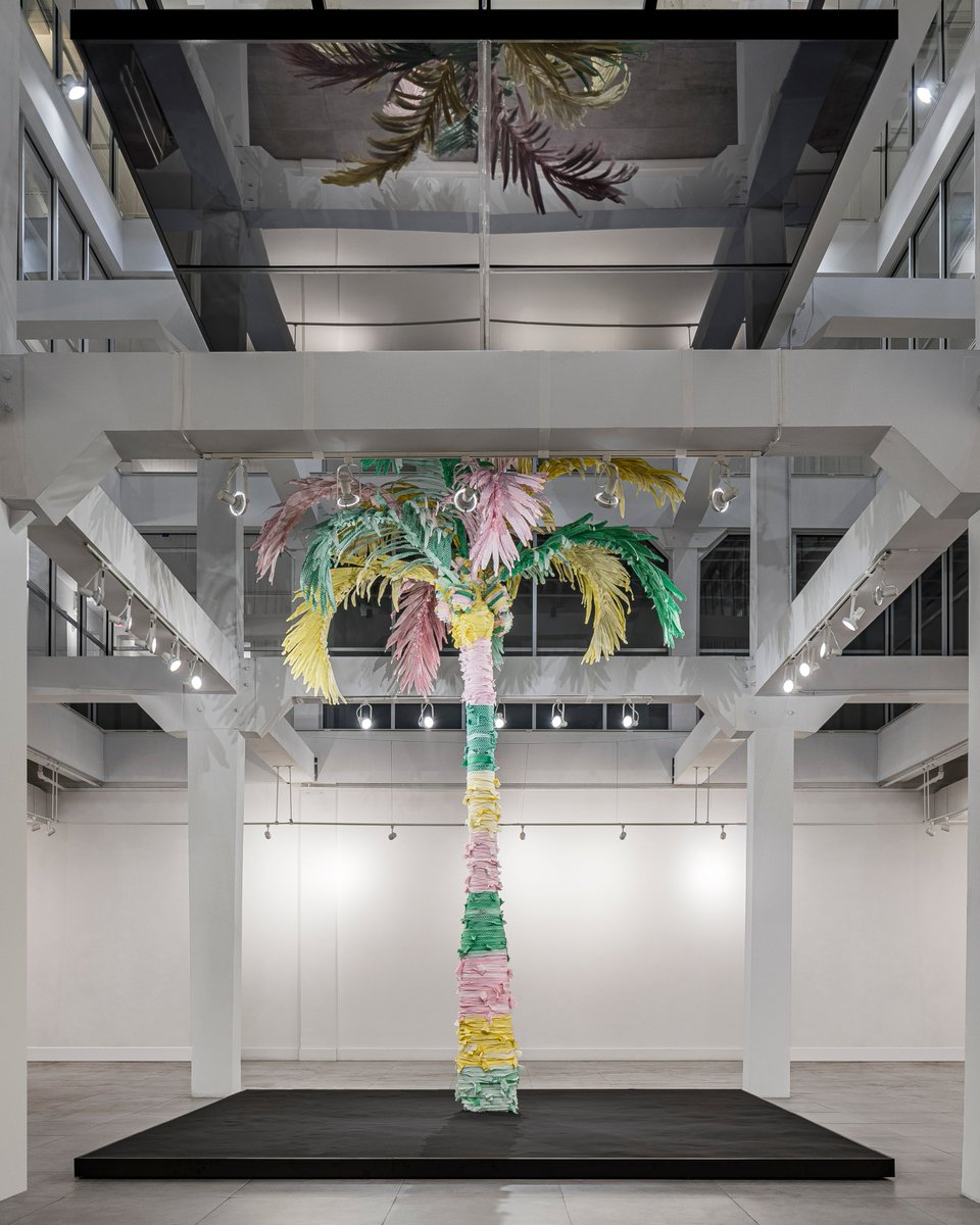 ... palm tree 1 ... introducing palm tree 1 by thom browne. view now, at the moore building. miami, florida.  @moore_building ph:  #kristamburello  #thombrowne  #ArtBasel