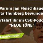 Image for the Tweet beginning: Warum @JanFleischhauer @GretaThunberg bewundert, erfahrt
