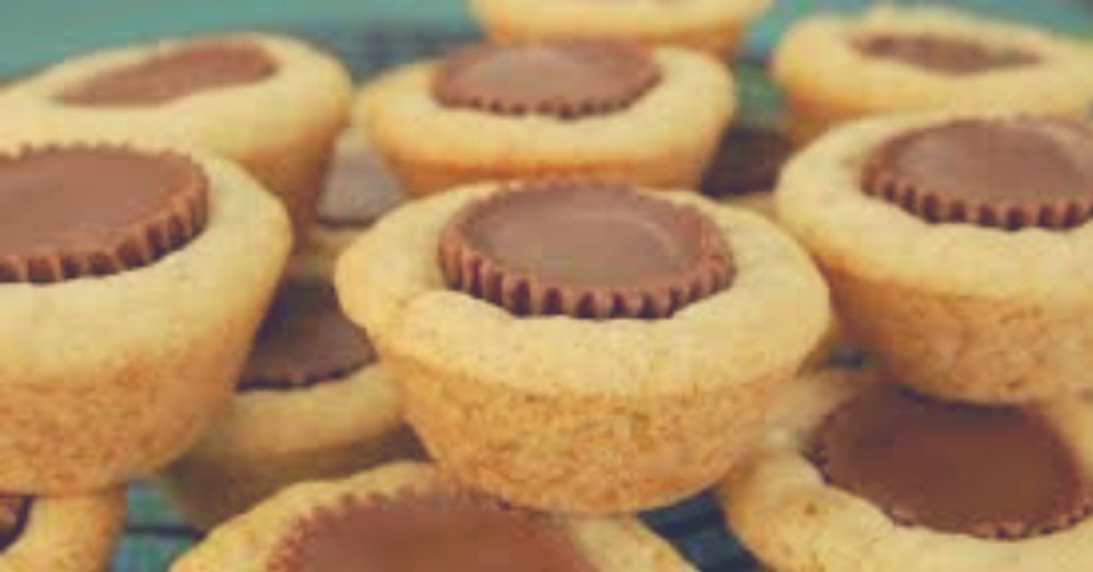 Peanut Butter Cup Cookies Recipe -   #healthyfood #Recipe #Cooking #delicious #food #homemade #foodpic