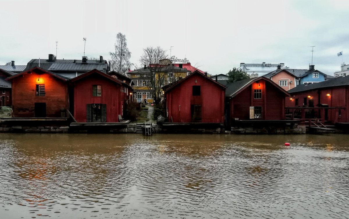Porvoo, definitely a place to visit #travel #Finland
