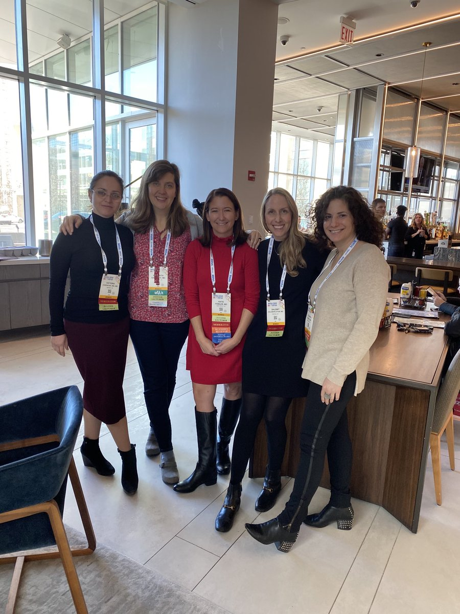 RT @VChernyakMD: More fabulous #radxx meetups at #RSNA19 ⁦@LizSadowski⁩ ⁦@chemshift1⁩ ⁦@ShlomitGStein⁩ ⁦@ehecht_md⁩...