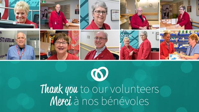 Happy #InternationalVolunteerDay!   Bonne Journée internationale des bénévoles!