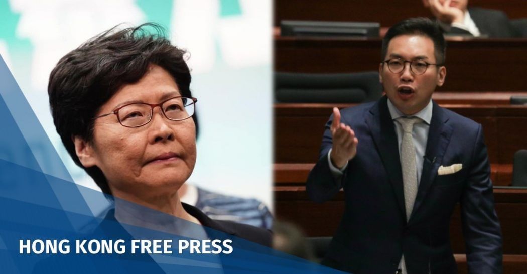 [Recap] Motion to impeach Hong Kong Chief Exec. Carrie Lam rejected at legislature by pro-Beijing camp    https://www. hongkongfp.com/2019/12/05/mot ion-impeach-hong-kong-chief-exec-carrie-lam-rejected-legislature-pro-beijing-camp   …  #HongKong #China #antielab #antiELABhk #HongKongProtests<br>http://pic.twitter.com/u5uckXqeCP