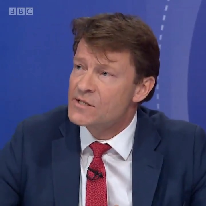 """""""For these hideous terrorists the sentence should be considerably longer"""" Richard Tice says for the most serious offenders we should not have early release from prison #bbcdn"""