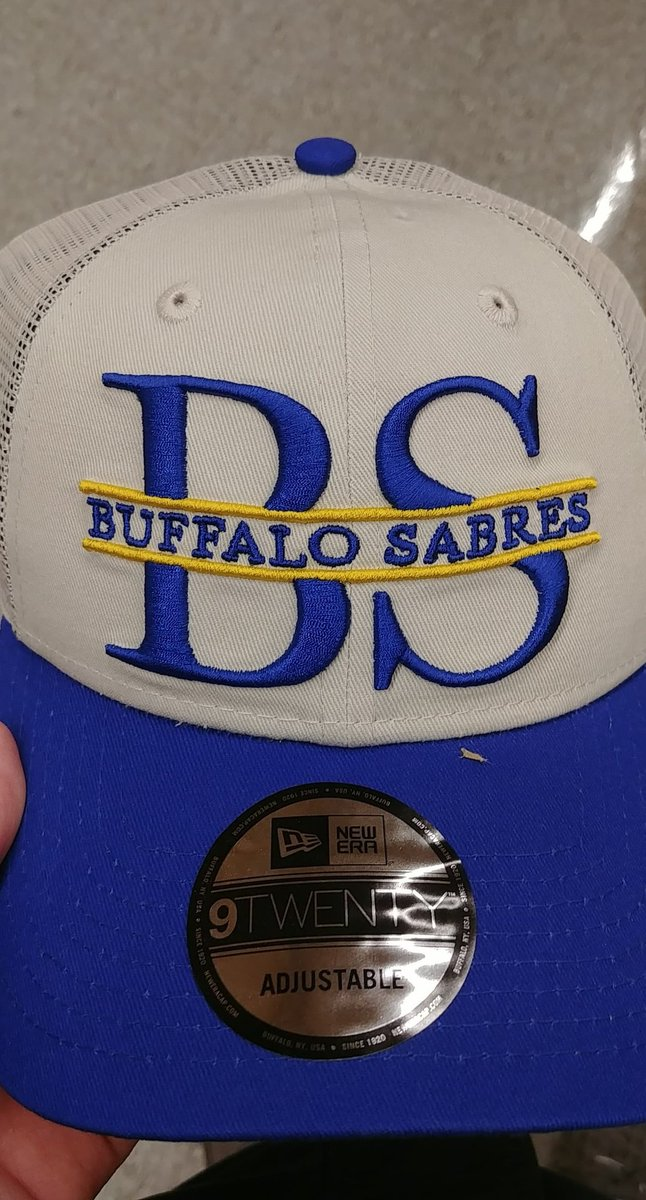 What a load of BS. Found this hidden gem at the Wegmans on Transit. #Sabres