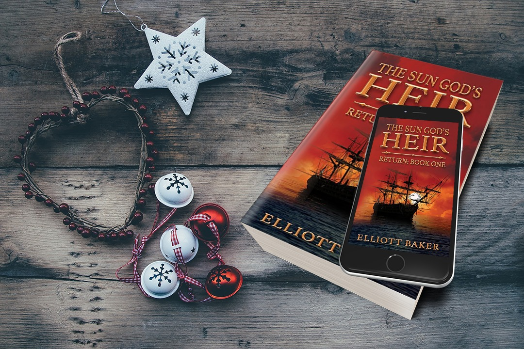 """The Sun God's Heir: Return (Book One)  https://www. amazon.com/dp/B01MS3RCE0/     """"Remarkable book. I do not usually enjoy this genre but I could not put down this book"""" #seaadventure #awardwinning #bestread #historicalfantasy #17thcentury #pirates<br>http://pic.twitter.com/7nUiseKDf4"""