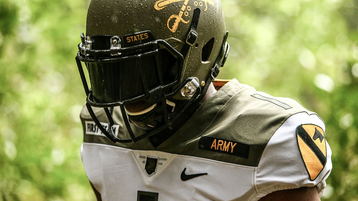 Photos: Army Unveils Uniforms For Navy Game