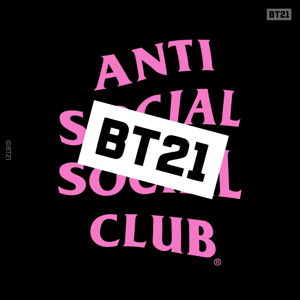 Anti Social Social Club Skull SWEATER AND HOODIE