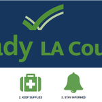 Image for the Tweet beginning: #LACountyPreparednessTip: Be ready for an