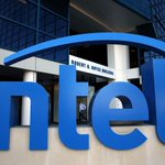 Image for the Tweet beginning: US Chip Manufacturing Giant Intel