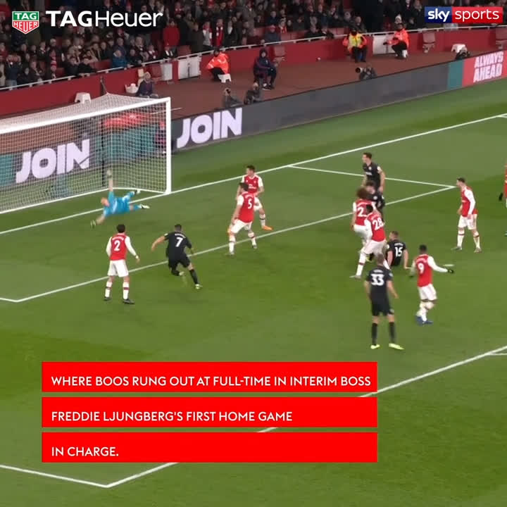 Arsenals winless run was extended to 9⃣ games and VAR took centre stage in Sheffield during Thursdays Premier League action! ⚽ Heres a look at the goals...👇 Its #ICYMI with @TAGHeuer!