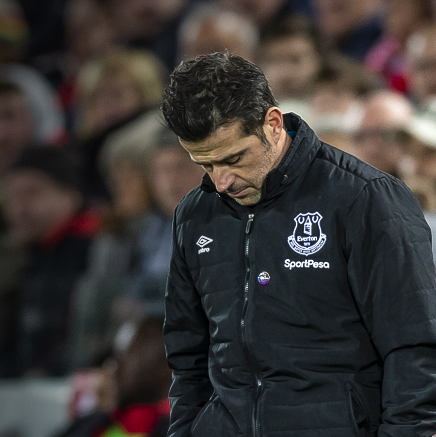 Everton have confirmed the sacking of manager Marco Silva 🚨