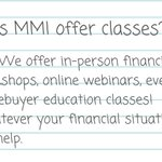 Image for the Tweet beginning: At MMI, we believe that