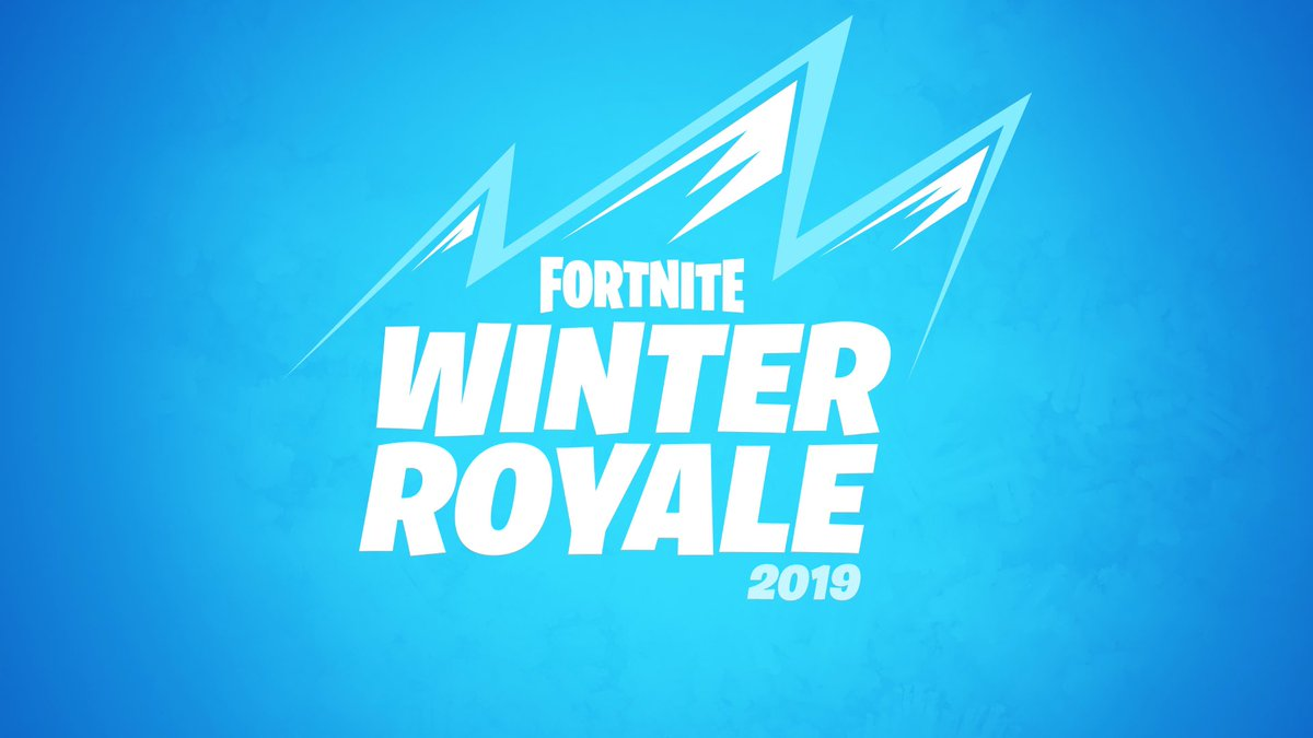 Winter Royale 2019 Duos Tournament is coming Dec 20-22! Find a partner and get ready for three days of action featuring a different scoring format and $5M prize pool each day.More details and rules coming soon.