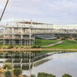 Image for the Tweet beginning: #thepeoplesopen construction never disappoints! Absolutely