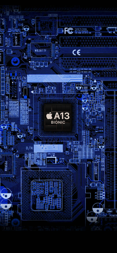 Wallpapers Central By Ispazio On Twitter Apple A13 Bionic Download This Wallpaper In Hd Full Size From Https T Co 23wdfexdev