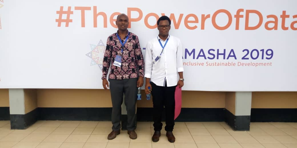 Its a great honor for us, to be part of #DataTamasha2019 event at CoICT kijitonyama!  We learn a lot of issues about data in terms of technology and innovation.  #DataRevolutionTZ #DataTamasha2019 #DataScience @dLabTz @RotundaData<br>http://pic.twitter.com/RqWITe0fad
