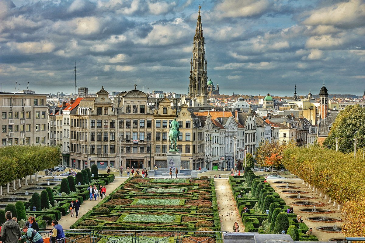 Brussels Plaza City Belgium <br>http://pic.twitter.com/By5W04cDT9