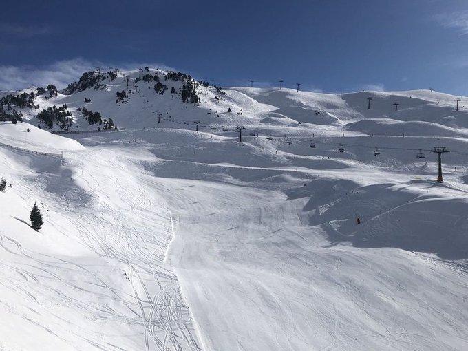 PURISIMA´19: Top 7 estaciones con más nieve 👉 https://t.co/9YCJHiVF9g      1º- Baqueira     2º- Grandvalira      3º- Formigal      4º- Tourmalet     6º- Sierra Nevada      7º- La Molina