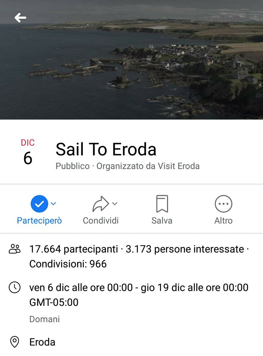 #SailToEroda