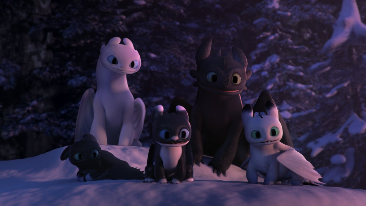 Gather the crew. How to Train Your Dragon: Homecoming is now streaming.