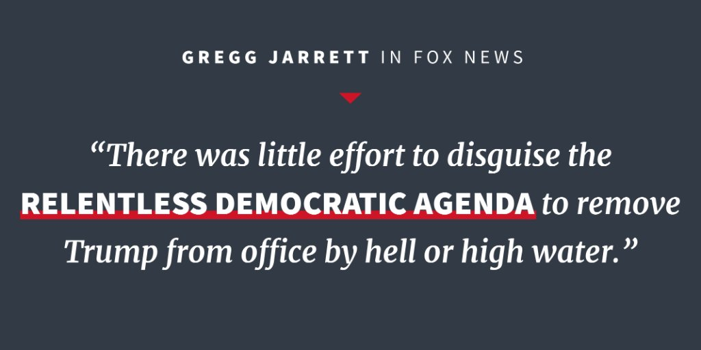 """The liberal """"experts"""" invited to testify by House Democrats yesterday have had an appetite for impeachment since before President @realDonaldTrump even took office.  Democrat leaders are hoping you won't look into it.  Today's top stories: http://45.wh.gov/qPpLTE"""