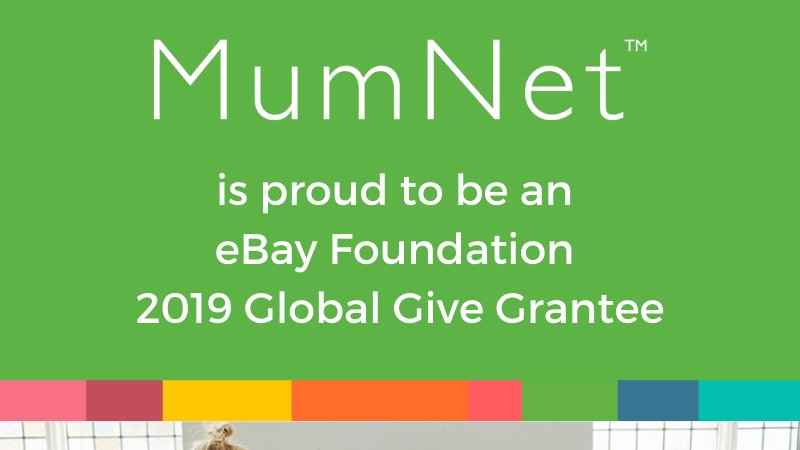 A new partnership between MumNet and @eBay will provide training and support to new-to-Canada and refugee women from marginalized Toronto communities for placement as caregivers in our programs.pic.twitter.com/Dv0eLE2vwH