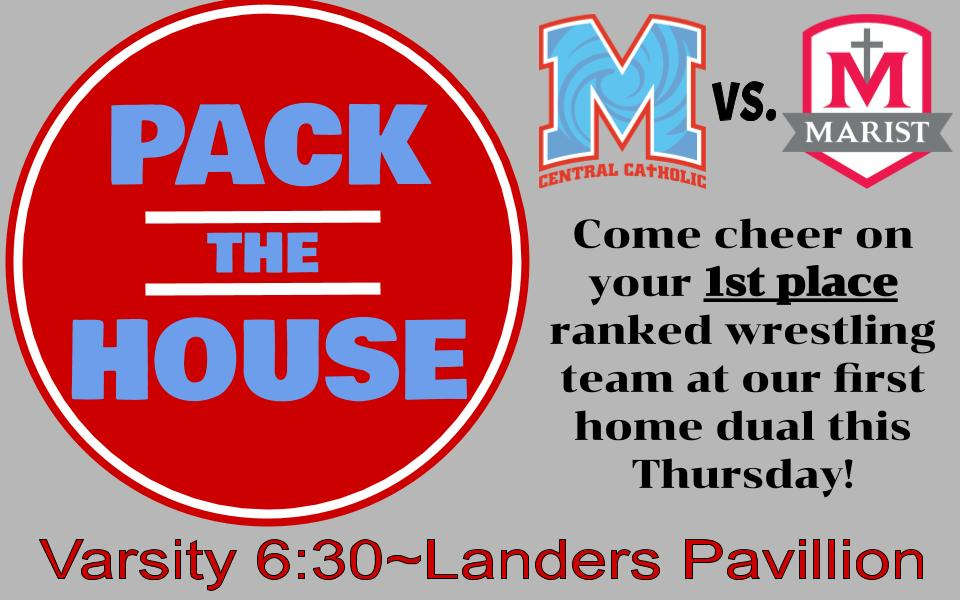 Get to Marian tonight to see what all the fuss is about! #packthehouse #thestormiscoming #firstplaceranked #justgettinggoing<br>http://pic.twitter.com/spiZjT01IF