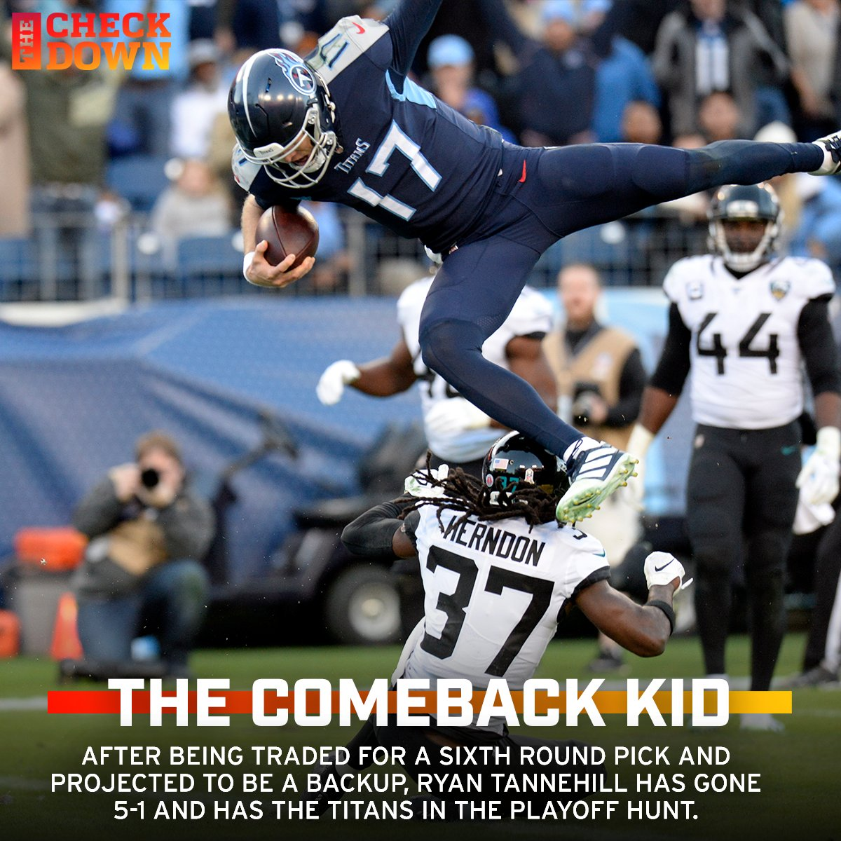 Ryan Tannehill has been exactly what the Titans needed  <br>http://pic.twitter.com/leYizi5Dnb