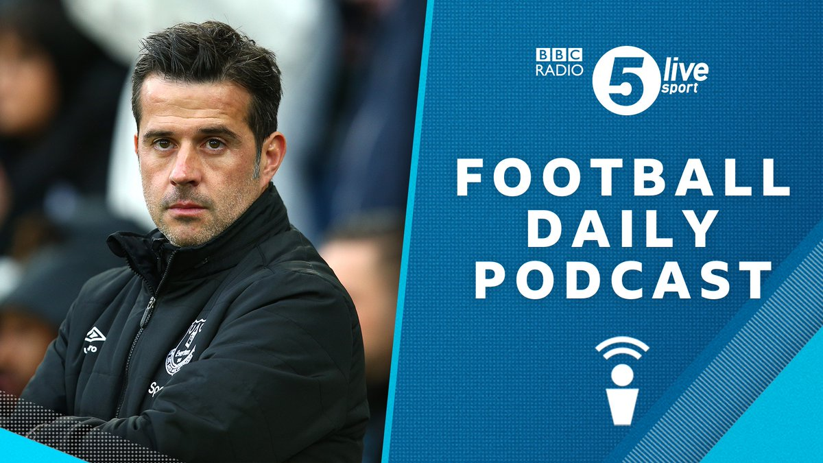 🔵 There's no 'Silva-lining' for Everton 🔵🗣️@Steve_Crossman is joined by @philmcnulty, @Osman21Leon and @mbrowny1977 to discuss Silva's time at #EFC and his replacement🎙️ Download and listen to our special Marco Silva podcast Football Daily 👇http://bbc.in/38bYEdZ