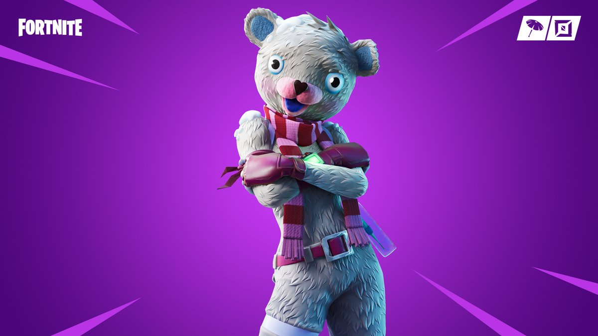 All bundled up 🧣 Get the new Bundles Outfit in the Item Shop now!