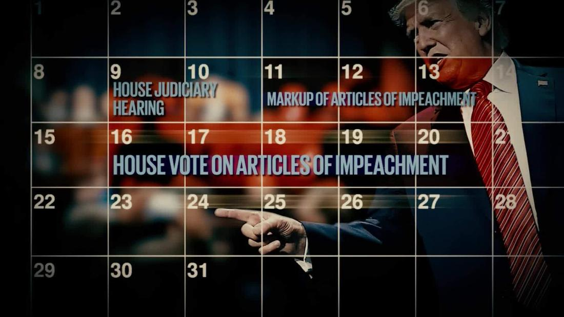 Sources: House could vote on impeachment within two weeks @Phil_Mattingly reports cnn.it/2OU4iK0
