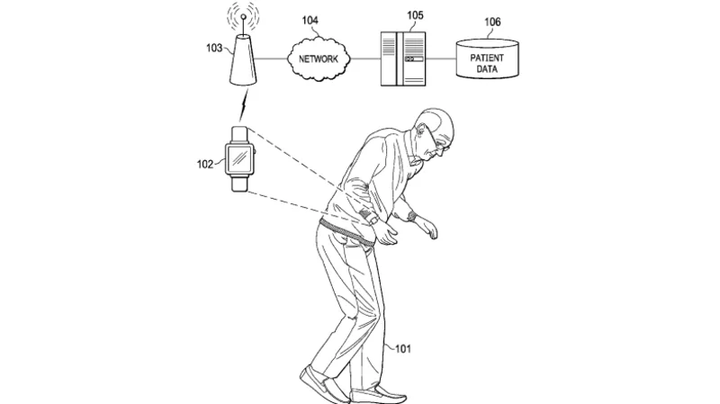 Patent hints the Apple Watch may track Parkinson's disease