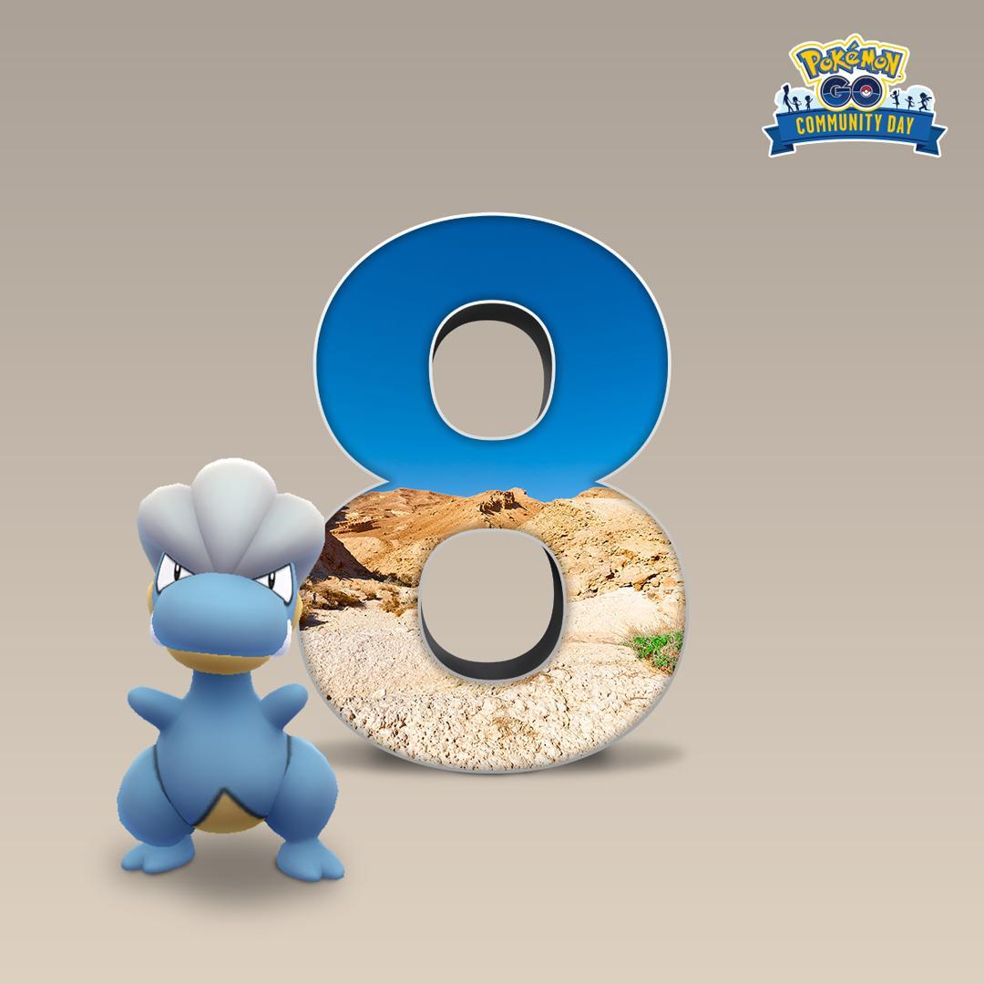 test ツイッターメディア - 「Pokémon GO コミュニティ・デイ」まであと8日!「いしあたまポケモン」の「タツベイ」と再会できるまでもあと8日です! 4月の「コミュニティ・デイ」で大量発生した「タツベイ」が帰ってきます! #PokemonGOCommunityDay  #ポケモンGO https://t.co/IOcxHCJyqG