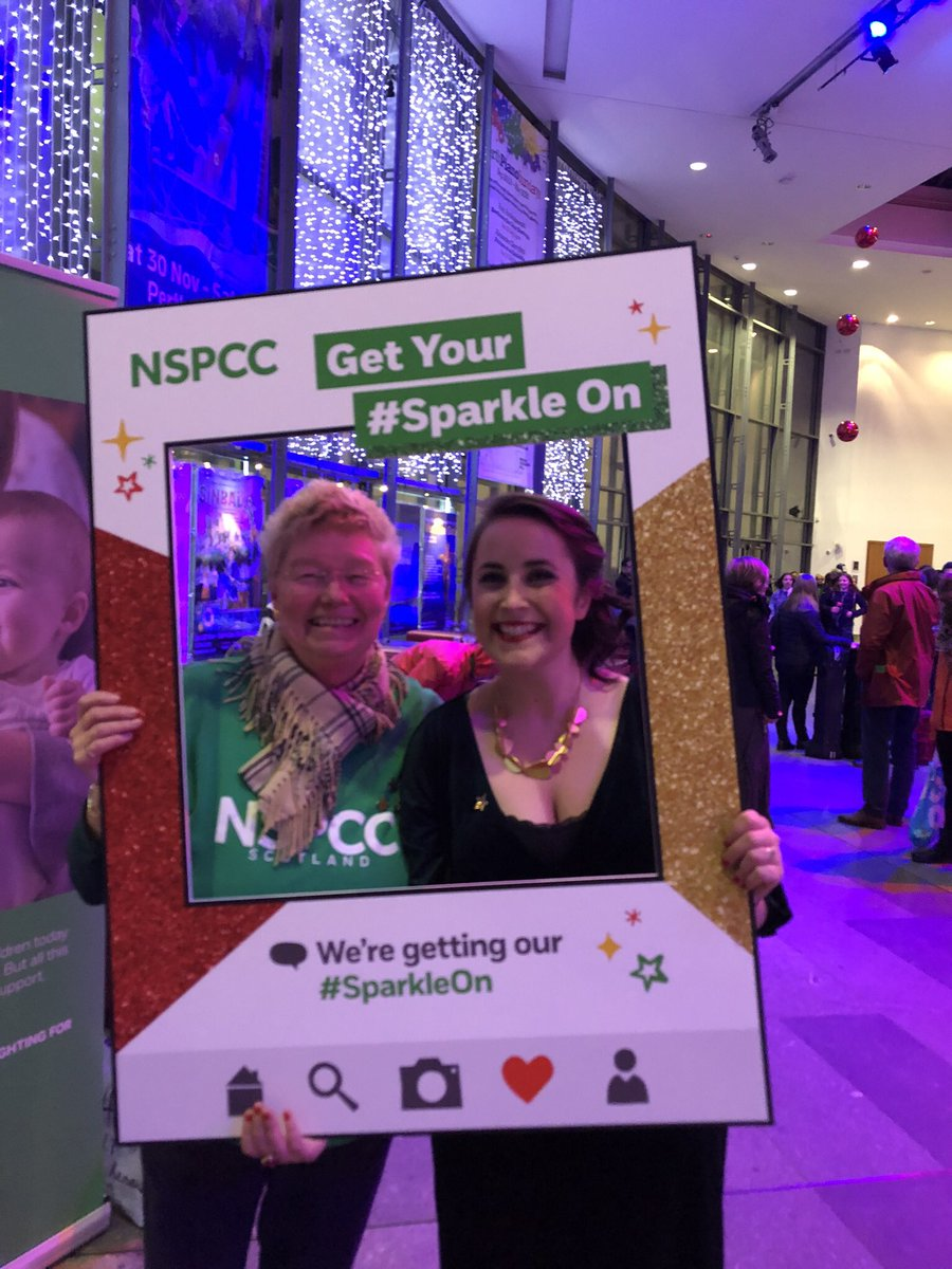 Getting our #sparkleon for presenting @NSPCC_Scotland Childline concert with @PerthandKinross central groups and @PyoPerth. A festive feast for the ears! Well done all! https://t.co/9UMJ3igSWG